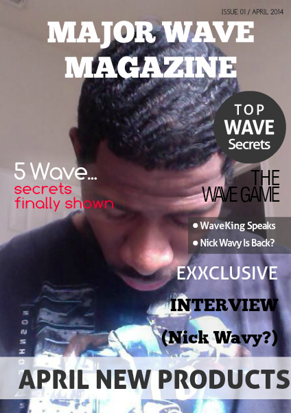 ISSUE 1 (April, 2014)