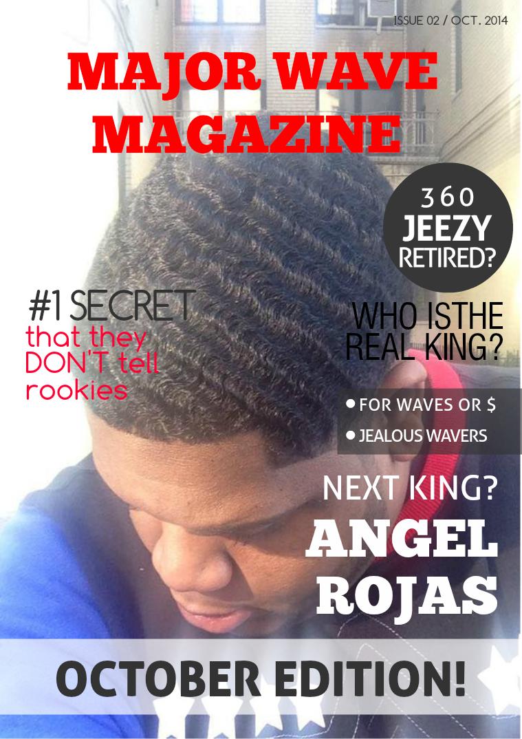 Beautiful Hair Magazine ISSUE 2 (October, 2014)