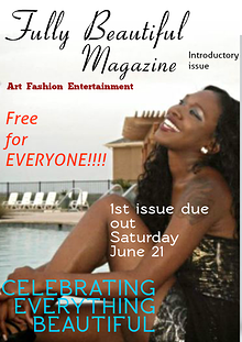 Fully Beautiful Magazine