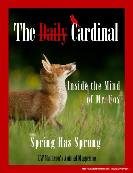 The Cardinal April 2014