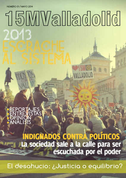 15M Valladolid (Mayo 2014)