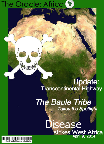 The Oracle: Africa April 2014