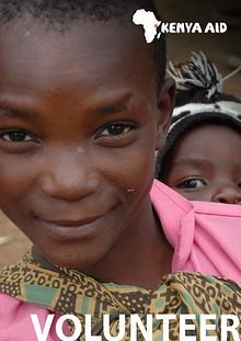 Become a Kenya Aid volunteer
