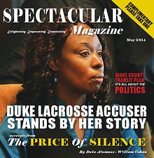 Spectacular Magazine May 2014