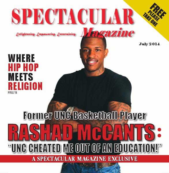 Spectacular Magazine (July 2014) Spectacular Magazine - July 2014