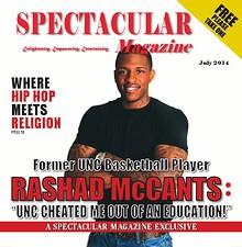 Spectacular Magazine (July 2014)