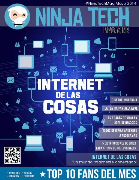 NinjaTech Magazine Mayo 2014