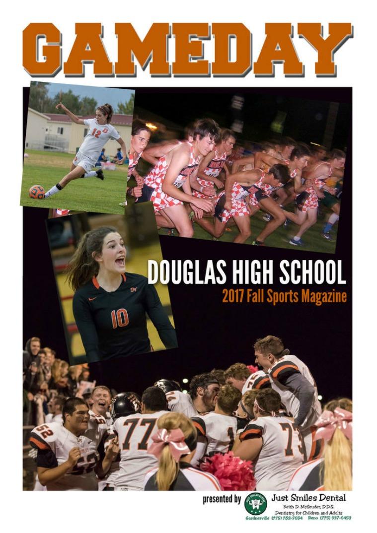 Douglas High School 2017 Fall Sports Program