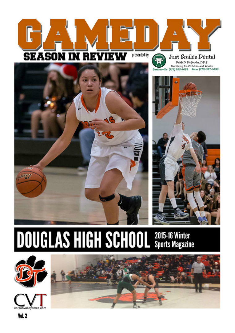 Douglas High Gameday Winter Sports Gameday Season In Review