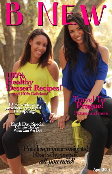 B NEW Magazine 1