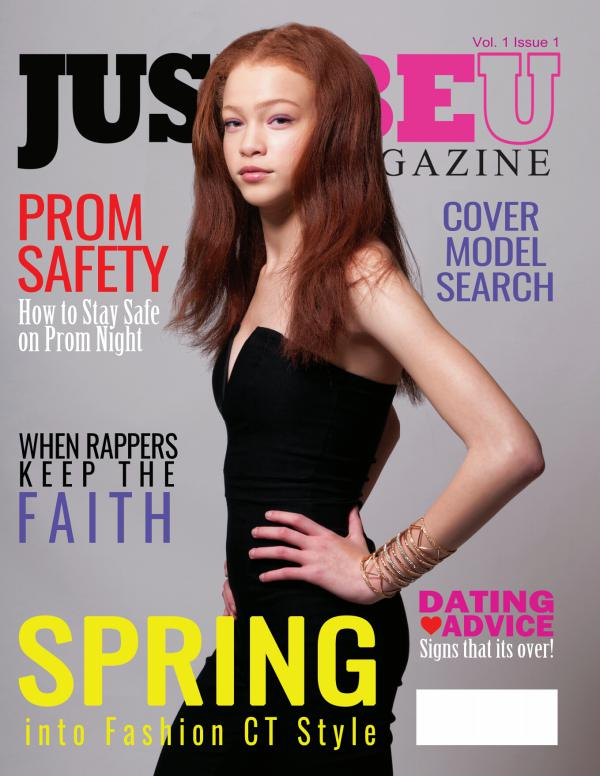 JustBeU Magazine Spring 2017 Vol1