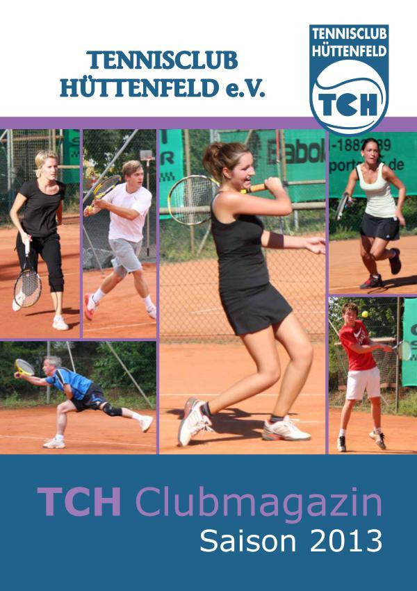 Clubmagazin 2013 TCHClubmagazin2013