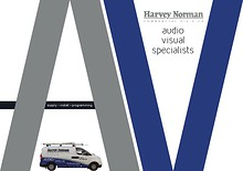 Harvey Norman Commercial Audio Visual Specialists