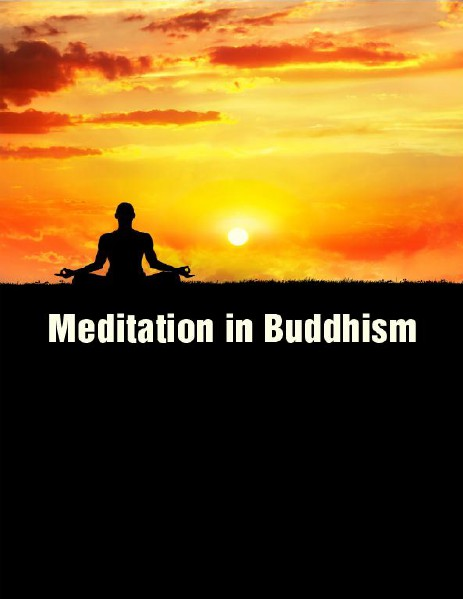 Meditation and Buddhism May, 2014