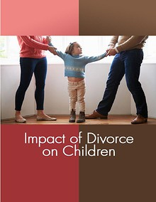 Impact of Divorce on Personality of a Child