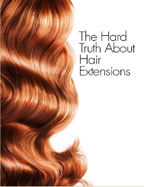 The truth about Hair Extensions June, 2014