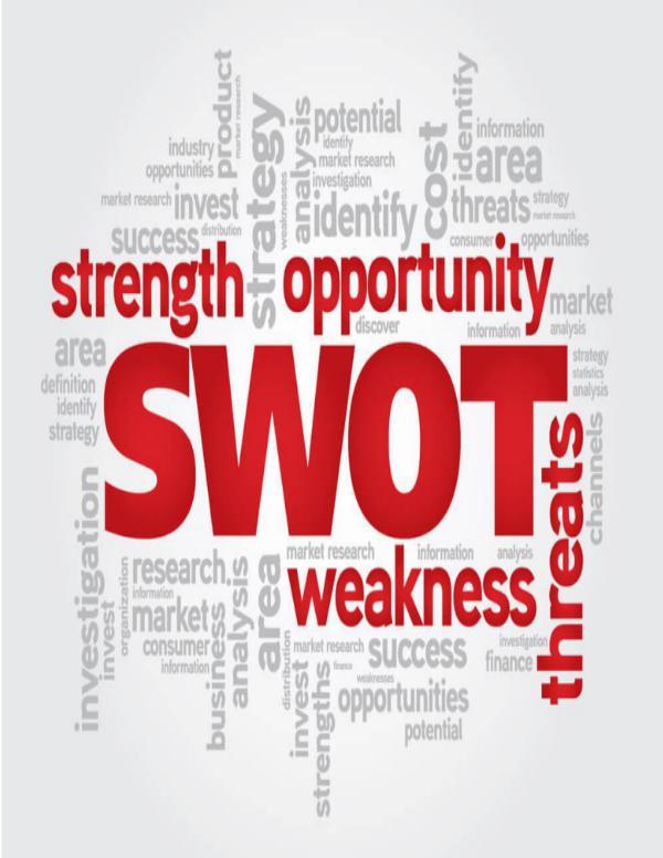 SWOT Analysis 1 1