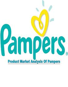 Market Analysis of Pampers