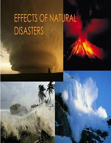Natural Disasters and Their Effects