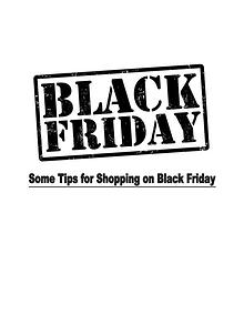 Black Friday Sale: How To Shop