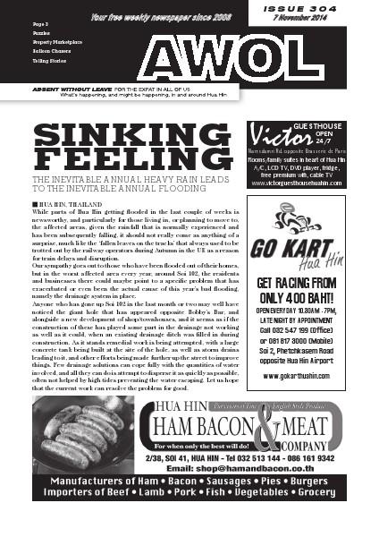 Issue 304 7th November