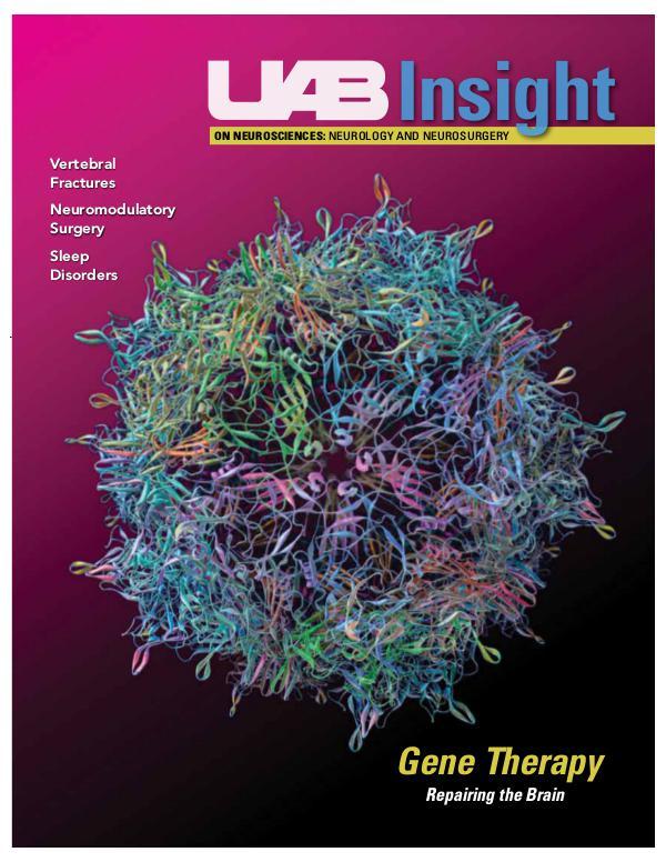 UAB Insight - Neurosciences Summer 2011 - Gene Therapy UAB Insight Neurosciences - Gene Therapy