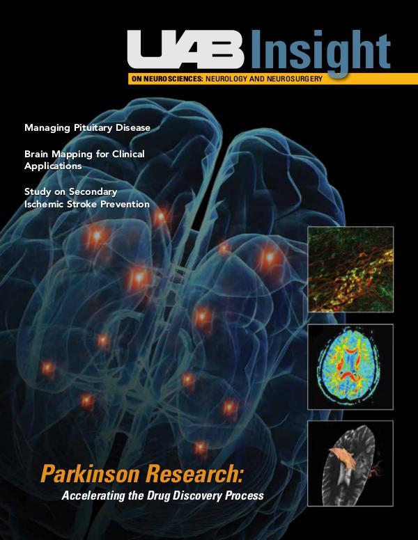UAB Insight - Neurosciences Winter 2011 - Parkinsons UAB Insight Neurosciences - Parkinsons