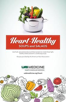 Heart-Healthy Soups and Salads