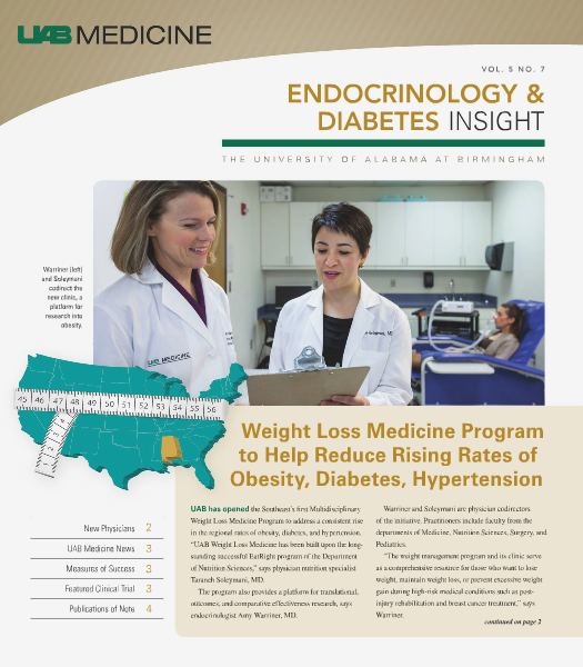 UAB Insight Endocrinology & Diabetes Volume - 5