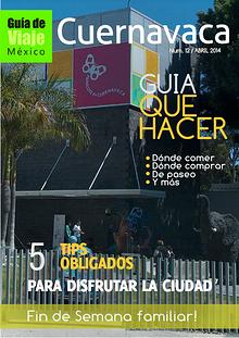 Guia de Viaje Cuernavaca