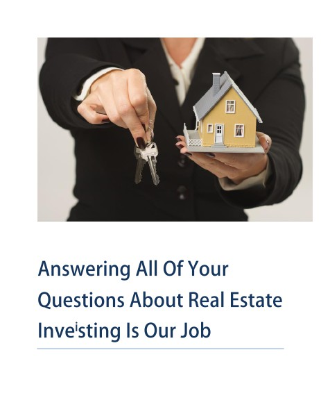 Payroll and Accounting Answering All Of Your Questions About Real Estate