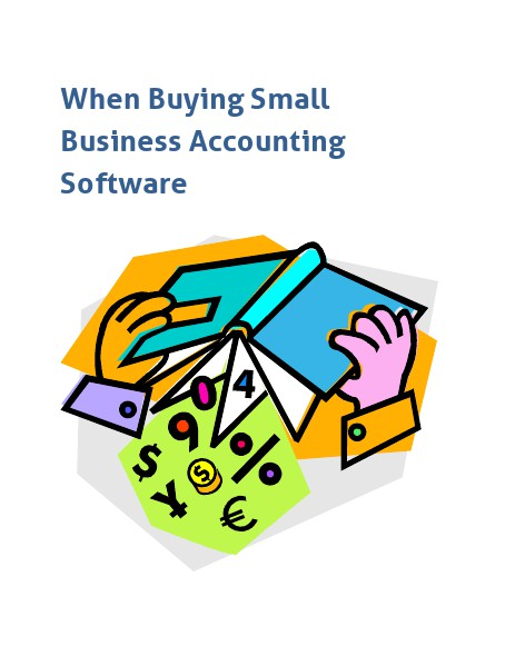 Payroll and Accounting When Buying Small Business Accounting Software