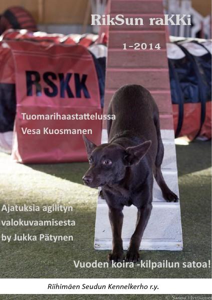 RikSun raKKi 1-2014