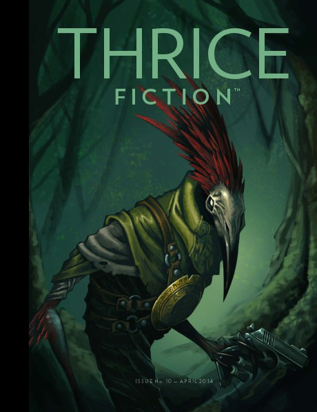 THRICE Fiction Apr. 2014