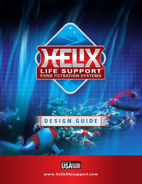 Helix Pond Design Guide April 14th 2014