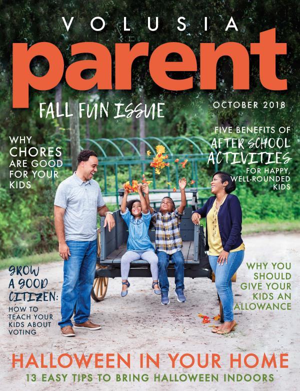 Parent Magazine Volusia October 2018