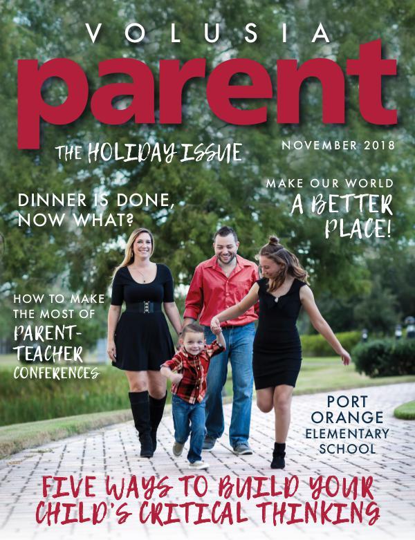 Parent Magazine Volusia November 2018