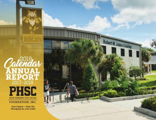 Pasco-Hernando State College Annual Report 2017