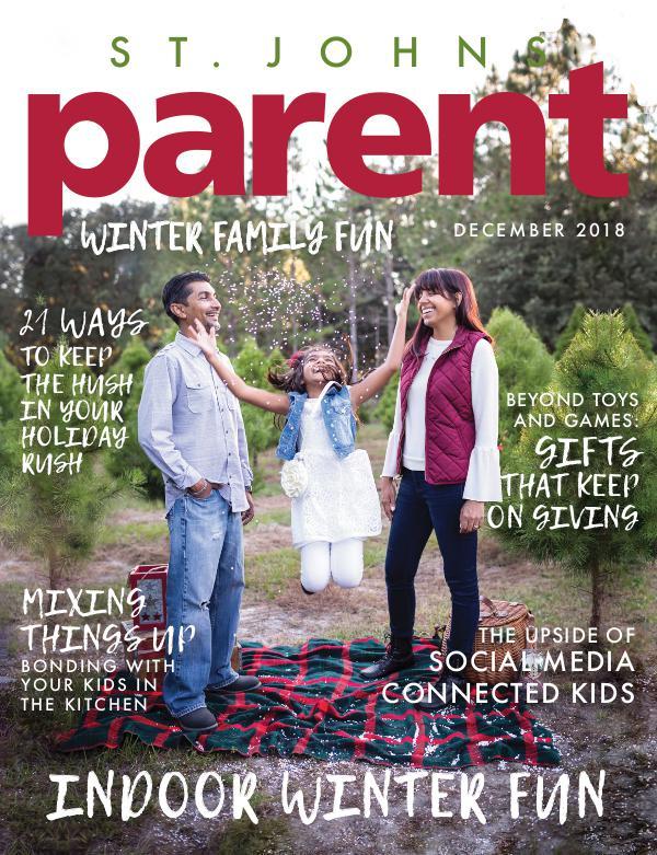 Parent Magazine St. Johns December 2018