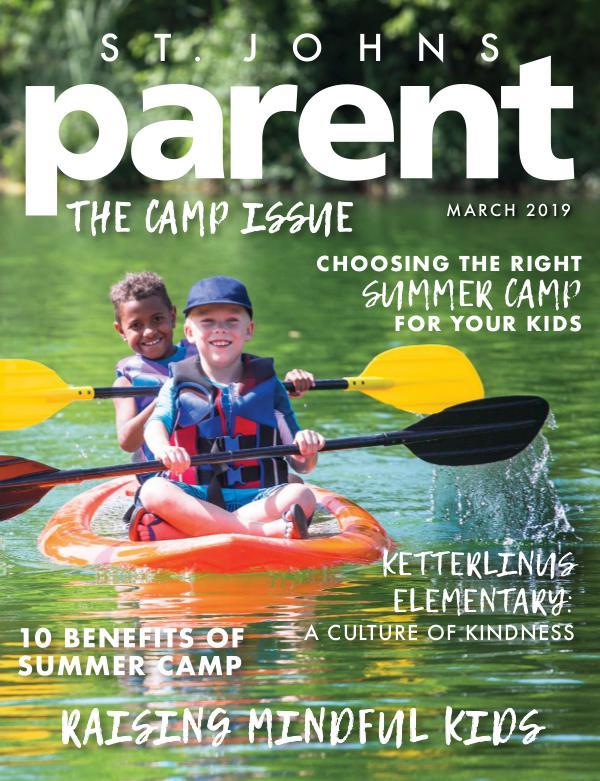 Parent Magazine St. Johns March 2019