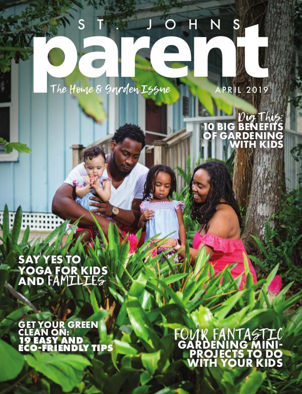 Parent Magazine St. Johns April 2019