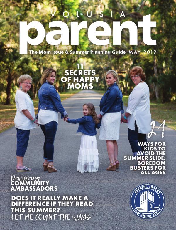 Parent Magazine Volusia May 2019