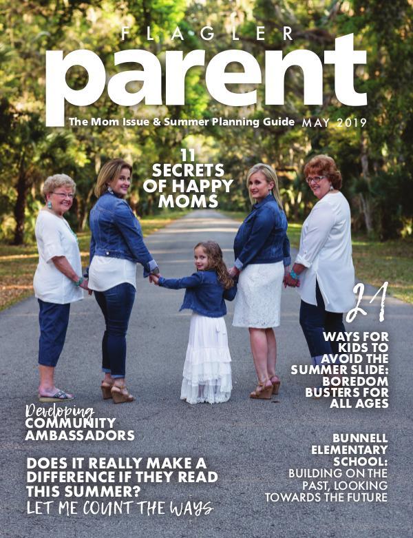 Parent Magazine Flagler May 2019
