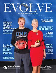 EVOLVE Business and Professional Magazine