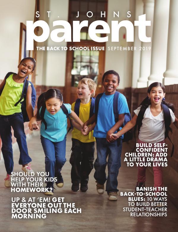 Parent Magazine St. Johns September 2019