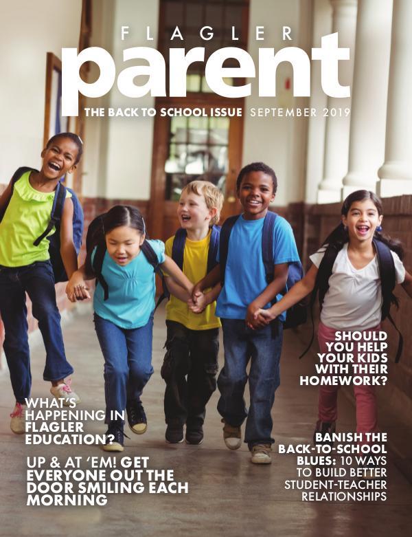 Parent Magazine Flagler September 2019