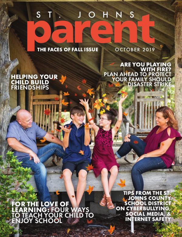 Parent Magazine St. Johns October 2019
