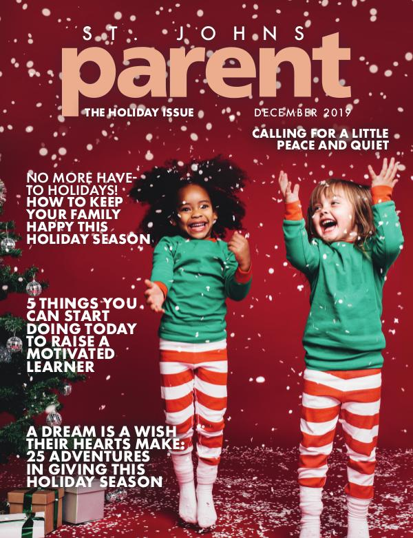 Parent Magazine St. Johns December 2019