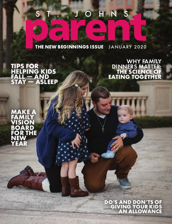 Parent Magazine St. Johns January 2020
