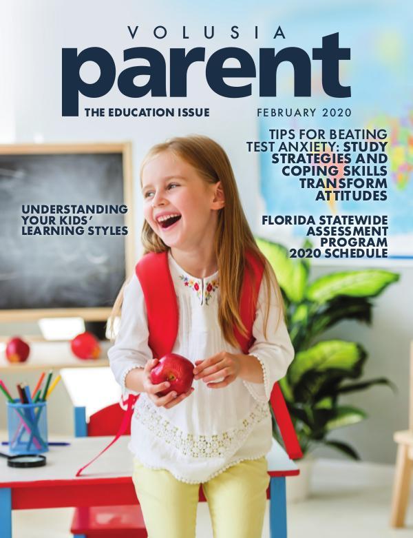 Parent Magazine Volusia February 2020